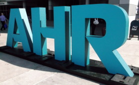 The AHR Expo rolled into Las Vegas last week, drawing more than 60,000 visitors to its nearly 500,000 square feet of exhibit space