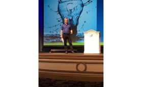 Bill Gray, Uponor's president of North American operations