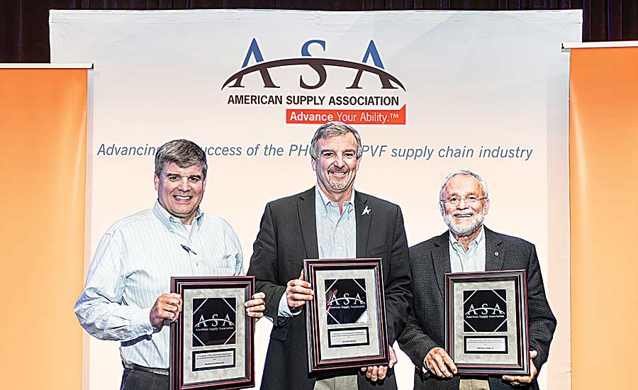 Among this year's winners of the ASA safety awards