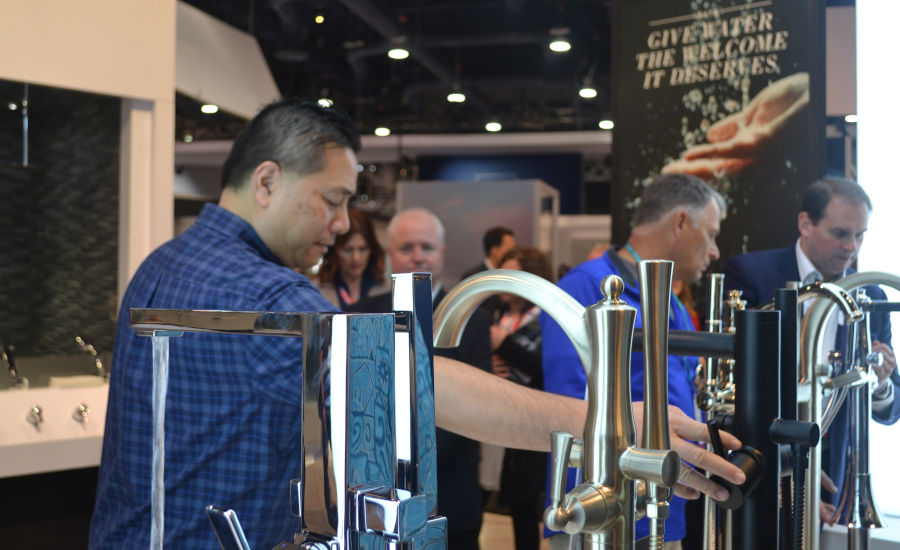 KBIS-IBS 2019—Day 1