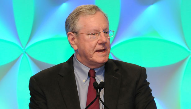 Forbes Inc. President and CEO Steve Forbes