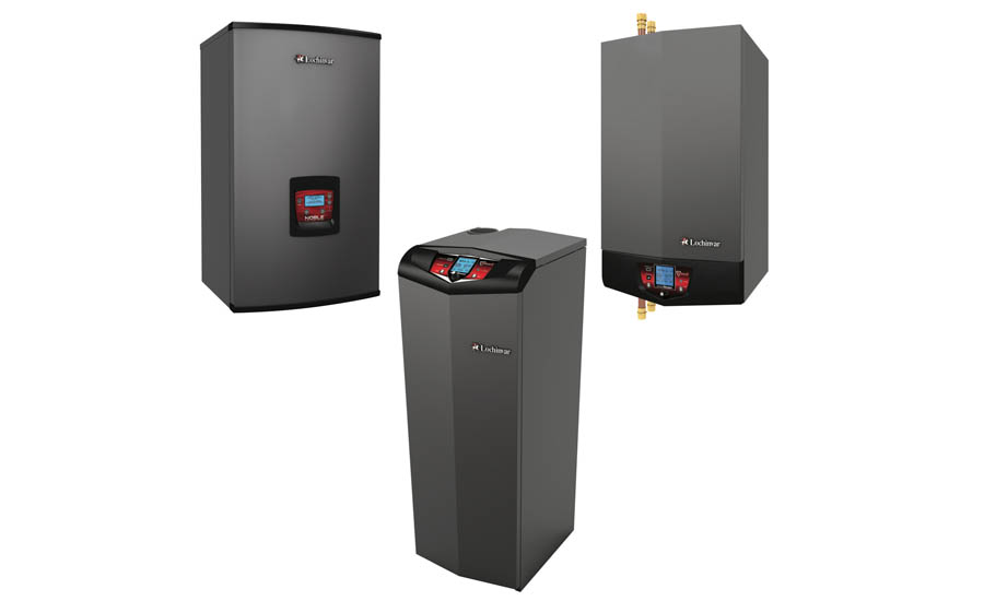 Lochinvar enhances residential boiler series with advanced control, efficiency