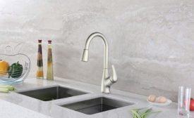 AquaPlumb HiArc Kitchen Faucet