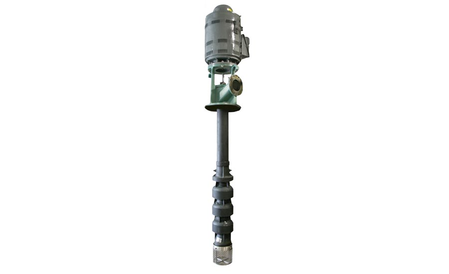 Taco VT Series Vertical Turbine Pumps