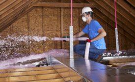 Air Distribution insulation