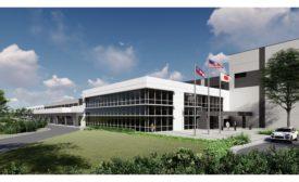 Rinnai new facility