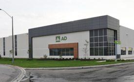AD Canada exterior warehouse