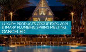 IMARK-LPG Meeting Cancelled