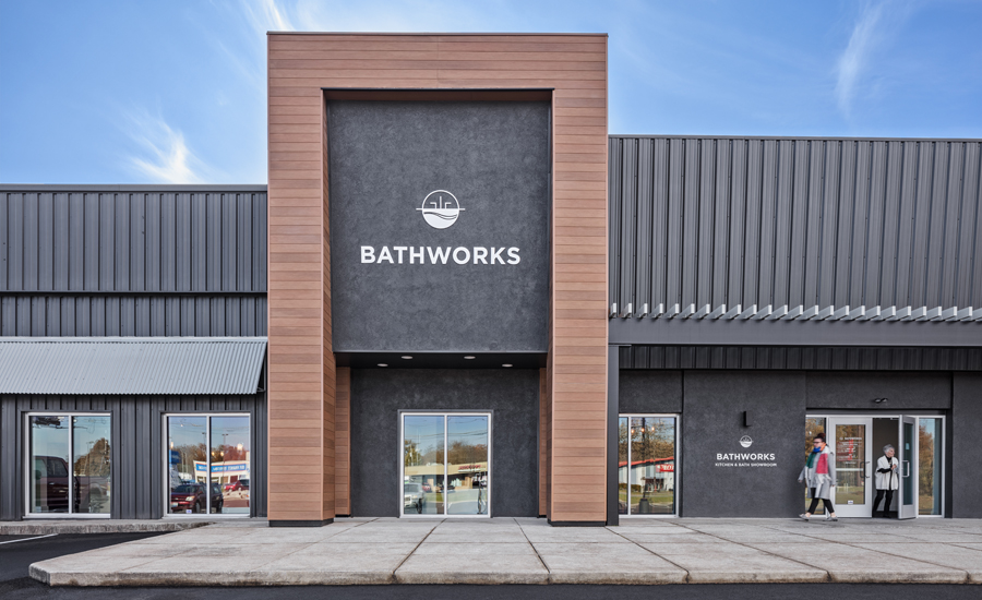 Bathworks Kitchen & Bath Showroom