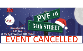 PVf Roundtable Christmas Canceled
