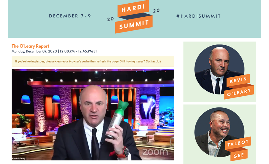HARDI Summit 2020
