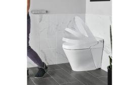 American Standard bidet toilet