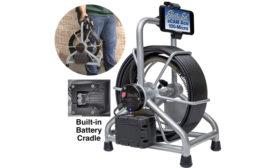 ElectricEel pipe camera
