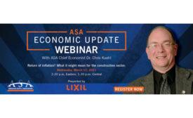 ASA economic webinar March 17