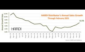 HARDI Distributors Febraury 2021