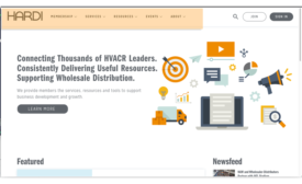 HARDI new website