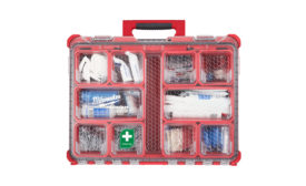 Milwaukee Tool first aid kits