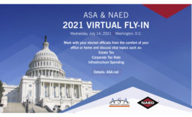 ASA virtual fly in