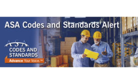 ASA Codes and Standards