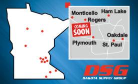 DSG new location rogers minnesota
