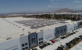 Ferguson solar array