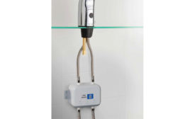 California Faucets point of use water filtration