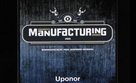 Uponor Manufacturing Award