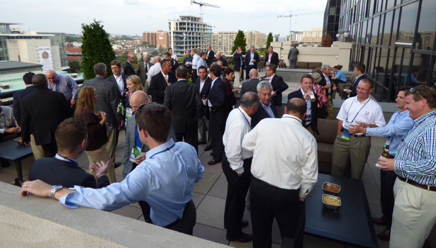 ASA's Young Executives Division annual reception