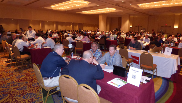 ASA member wholesalers had an opportunity to meet with a large list of vendors .