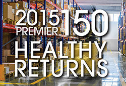 2015 Supply House Times Premier 150 rankings