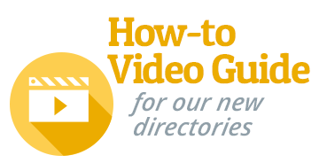 SHT How-To Directory Videos