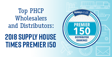 Top PHCP Wholesalers and Distributors-360