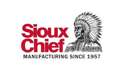 Sioux Chief logo- feat