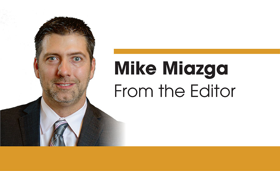 Mike Miazga Column