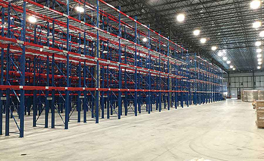 Plumbers' Supply's new distribution center