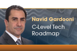 Navid Gardooni C-Level Tech Roadmap