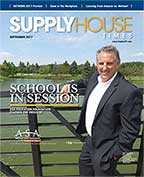 Supply House Times September 2017 Cover