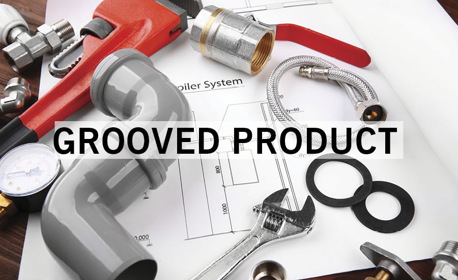 Grooved Product