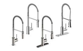 Matco-Norca culinary faucets