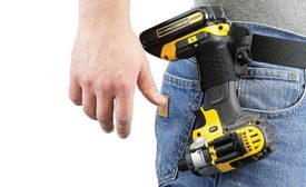 Spider tool holster