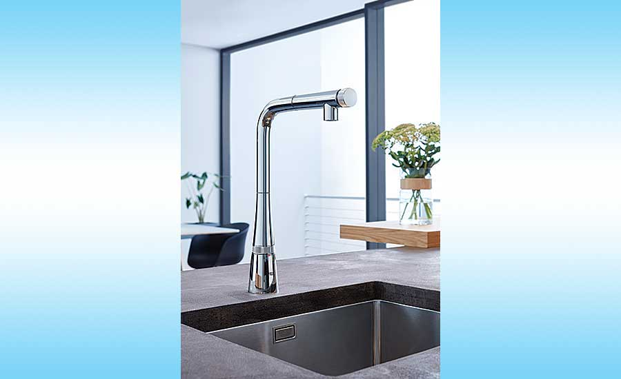 GROHE's LadyLux faucet collection