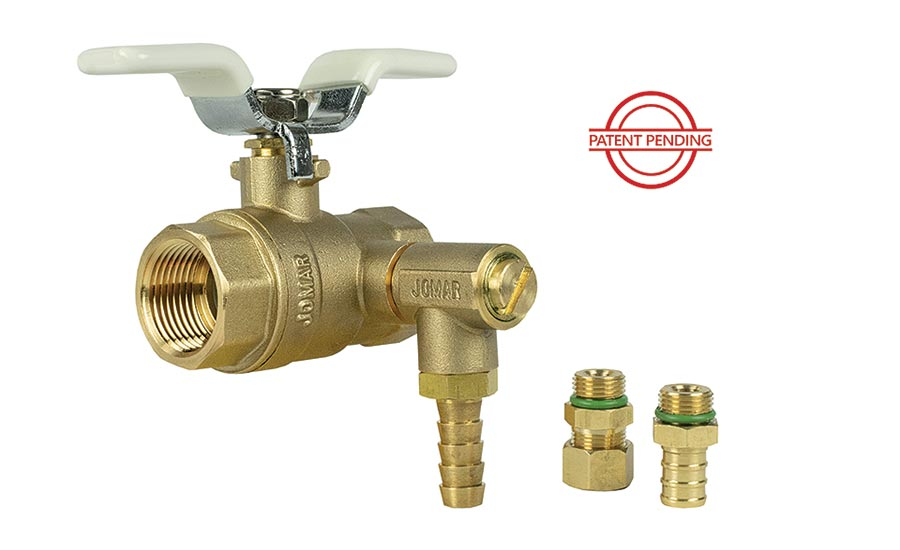 Jomar Valve: Thermal expansion relief valve