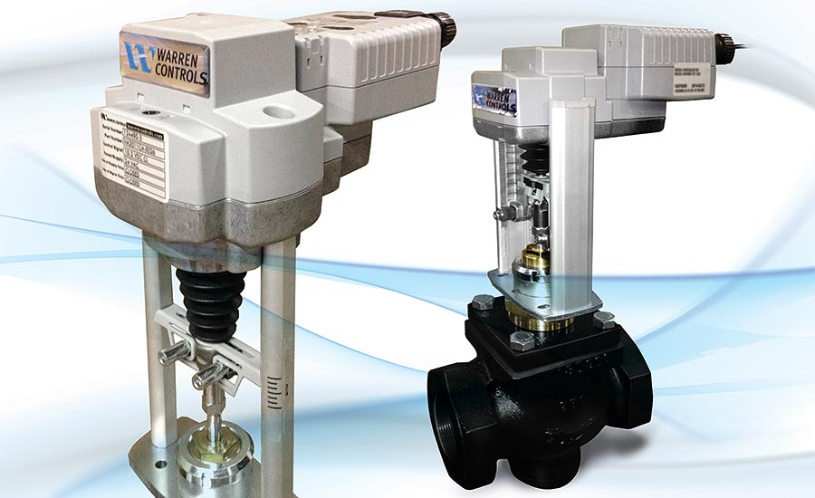 Warren Controls control valves