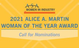 Alice A. Martin Award