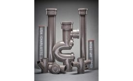 Charlotte Pipe cast-iron plumbing system
