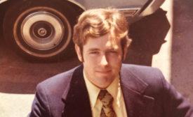 Rick Wentzell October 1971