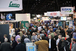 There was a full house at the 2012 AHR Expo