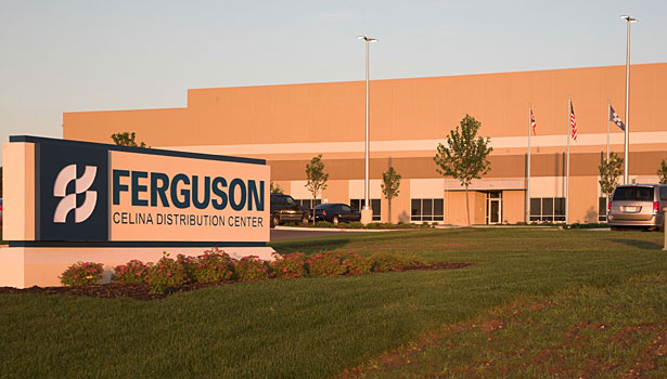 Ferguson distribution centers