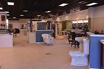 Frank Webbs Bath Center Opens New Hampshire Showroom - Webb bathroom remodeling
