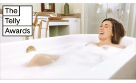 CF Bath Time Video Tub Filler